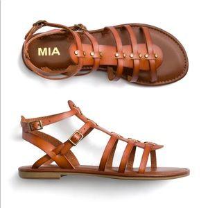 Mia Indy Gladiator Strappy Sandal